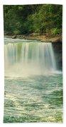 Cumberland Falls Beach Towel