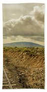 Cumbres And Toltec Water Stop Beach Towel