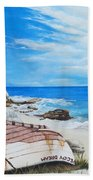 Cupecoy Dream Beach Towel
