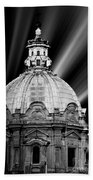 Cupola In Rome Beach Towel