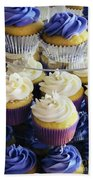 Cuppy Cakes Beach Towel