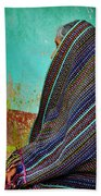 Curandera Beach Towel
