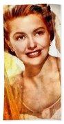 Cyd Charisse, Vintage Hollywood Legend Beach Towel