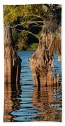 Cypress Grove One Beach Towel