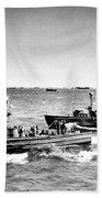 D-day 1944 Beach Towel