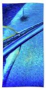 Da Hood Beach Towel by Paul Wear