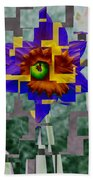Daffodil 3 Beach Towel
