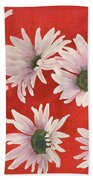 Daisy Chain Beach Towel