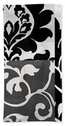 Damask Defined II Beach Towel