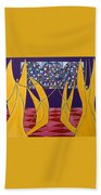 Dance Of Angels Beach Towel