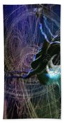 Dance Of The Universe Beach Towel