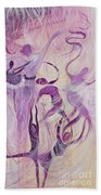 Dancers Beach Towel