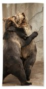 Dancing Bears Beach Towel