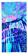 Dancing Sky Beach Towel