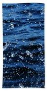 Dancing Water Beach Towel