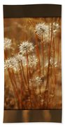 Dandelion Series Beach Towel