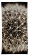 Dandelion Sun Beach Towel