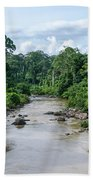Danum Valley Beach Towel