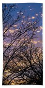 Dappled Sunset-1547 Beach Towel