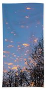 Dappled Sunset-1565 Beach Towel