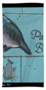 Darien Mural 2 Beach Towel