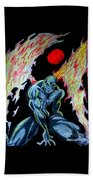 Dark Angel #2 Beach Towel