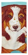 Date With Paint Feb 19 Finley Beach Towel