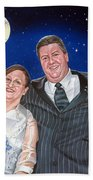 Dave And Sue Beach Towel