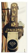 Daved Jewelers  Beach Towel
