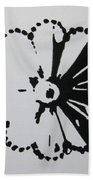 Day And Night I Beach Towel