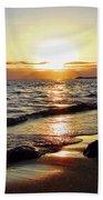 Days End Beach Towel