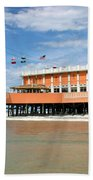 Daytona Beach Pier Beach Towel