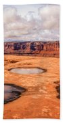 Dead Horse Pools Beach Towel
