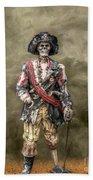 Dead Men Tell No Tales Beach Towel by Randy Steele