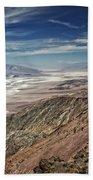 Death Valley 10 Beach Towel