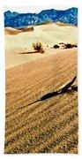 Death Valley National Park Beach Towel