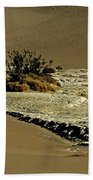 Death Valley Salt Beach Towel