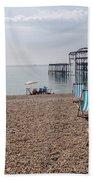 Deck Chairs Beach Towel