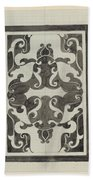 Decorative Design, Carel Adolph Lion Cachet, 1874 - 1945 Jd Beach Sheet