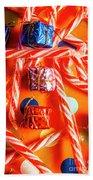Decorative Xmas Beach Towel