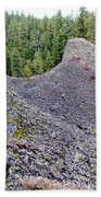 Deep Creek Rocks Beach Towel