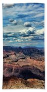 Deep Tones Grand Canyon  Beach Towel
