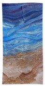Deeper Beach Towel