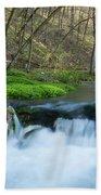 Deer Creek Ia 6 Beach Towel