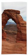 Delicate Arch Beach Towel