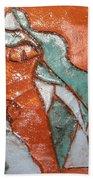 Dellas Gal - Tile Beach Towel