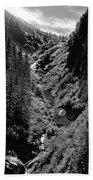 Denali National Park 3 Beach Towel