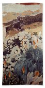 Denis: Paradise, 1912 Beach Towel