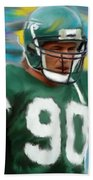 Dennis Byrd Beach Towel