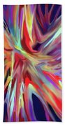 Depth And Color Beach Towel